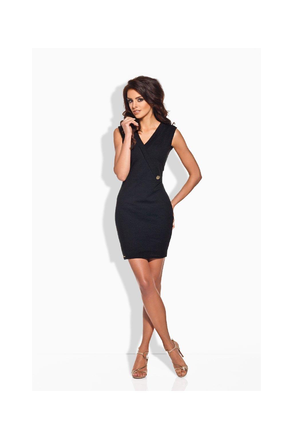 Dámské šaty Lemoniade L134 černé