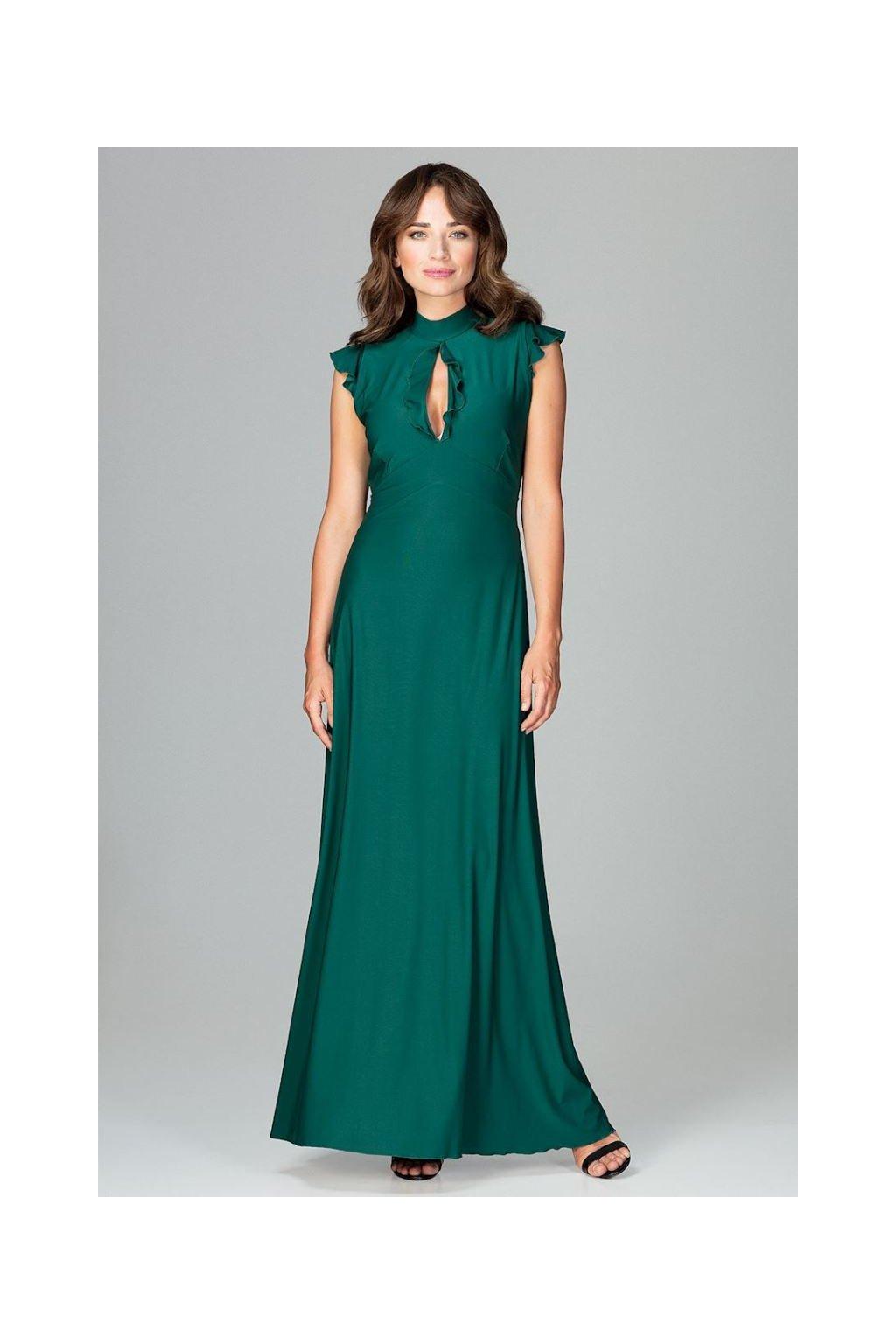 c198619d938f Plesové šaty dlouhé