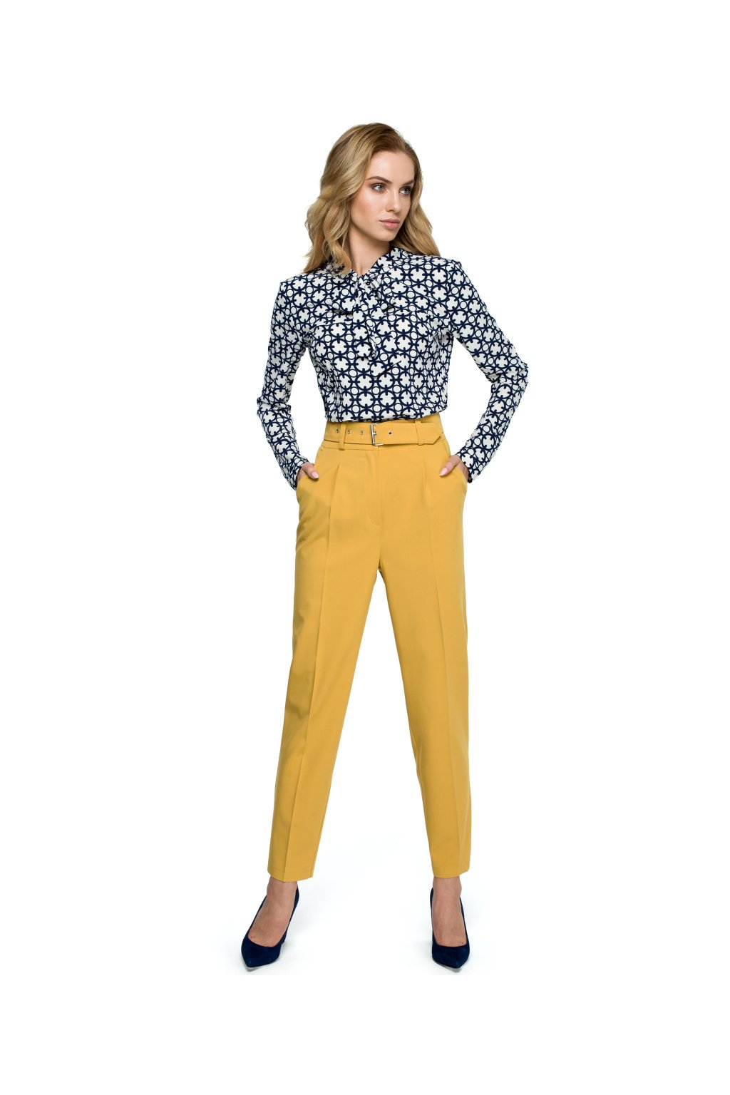 s124 Zlute kalhoty 1