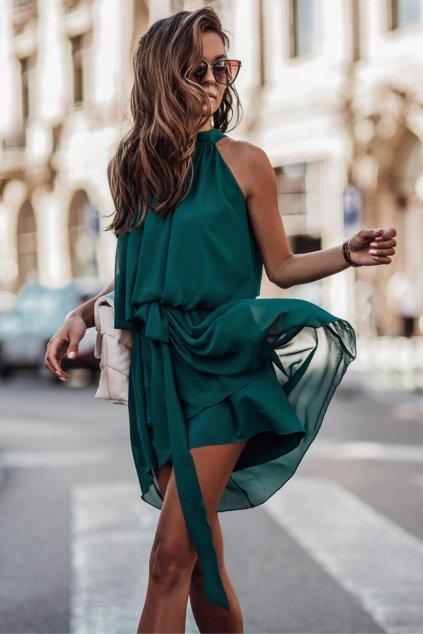 Sukienka Livia 216 zielony (3)