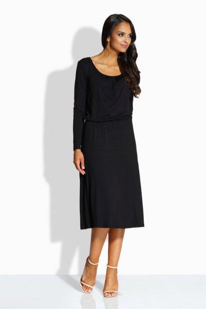 Dámské šaty Envy Me EM122 černé zepředu