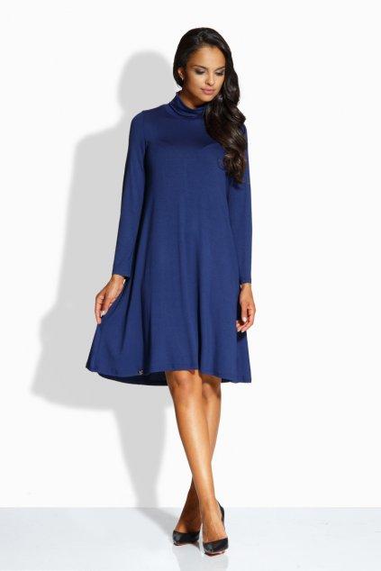 Dámské šaty Envy Me EM118 tmavě modré zepředu