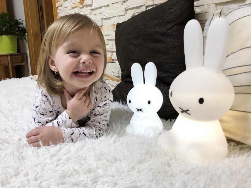 LED_lampa_zajic_miffy