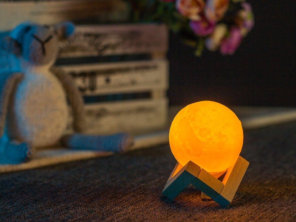 3D lampicka mesic