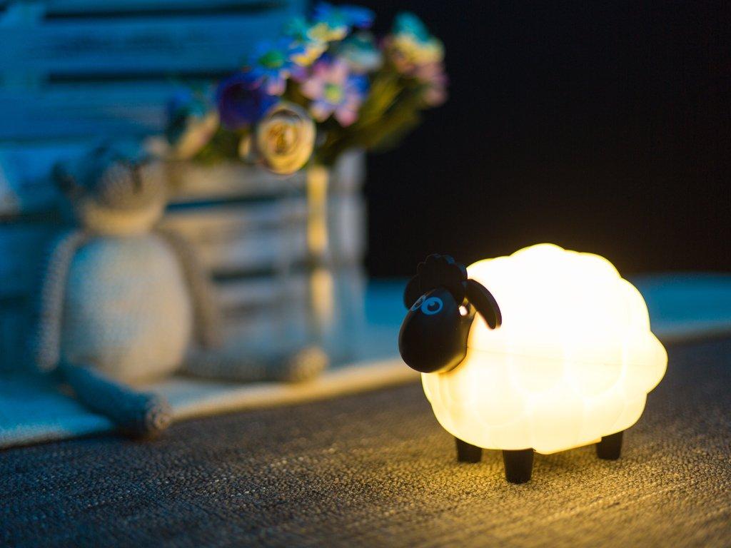 Noční lampička ovečka