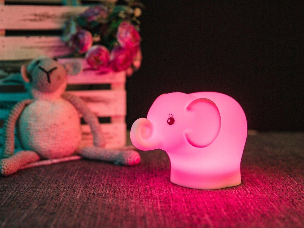 lampicka slon