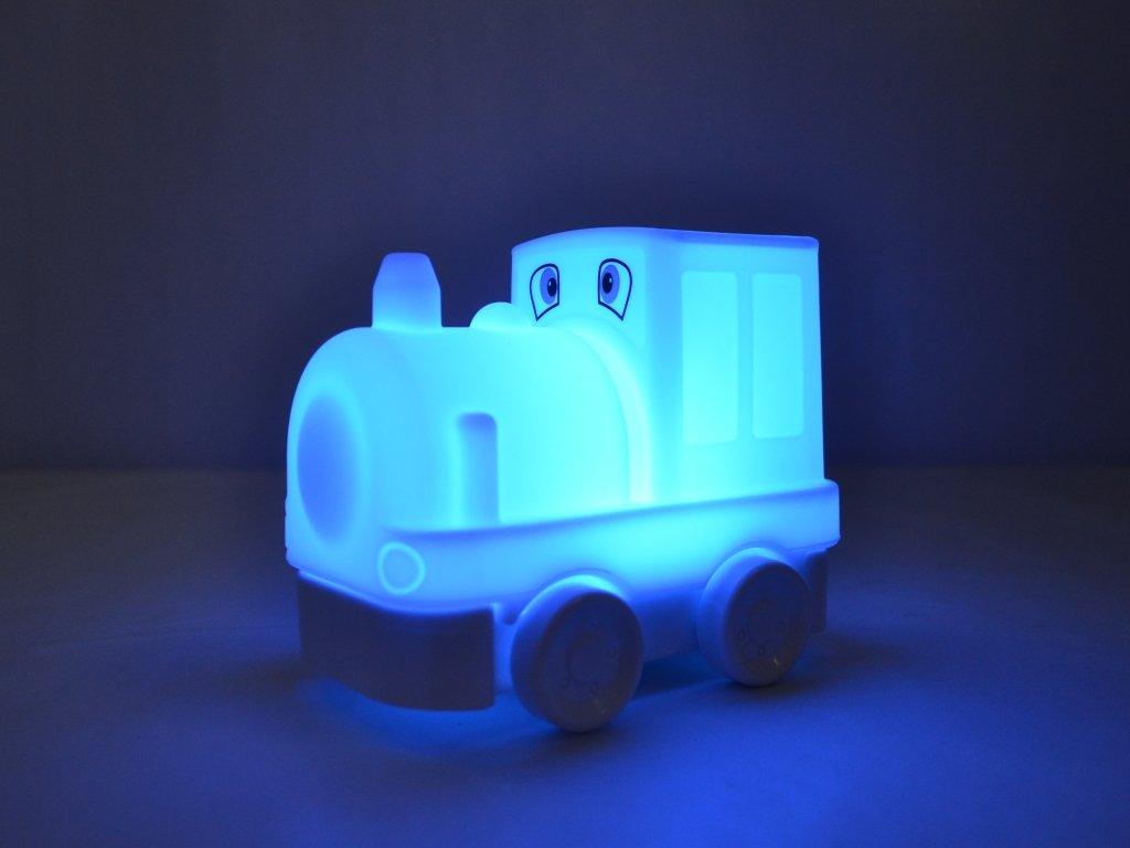lampicka masinka tomas