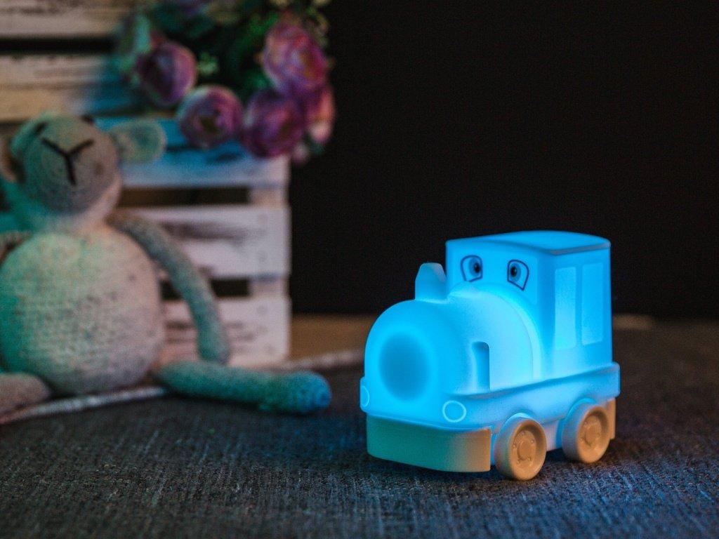 lampicka vlak