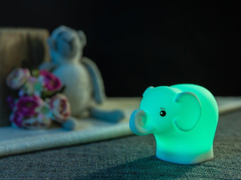 lampicka slonik