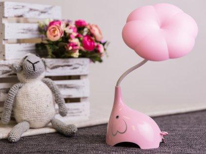 slonik lampicka