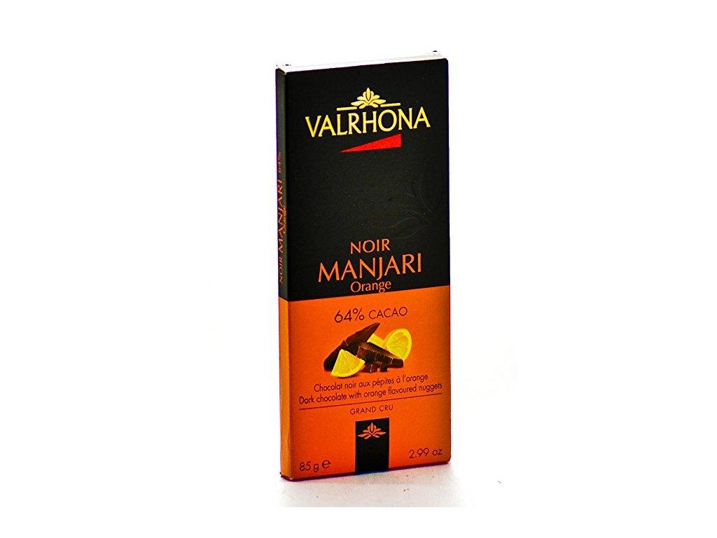 valrhona orange