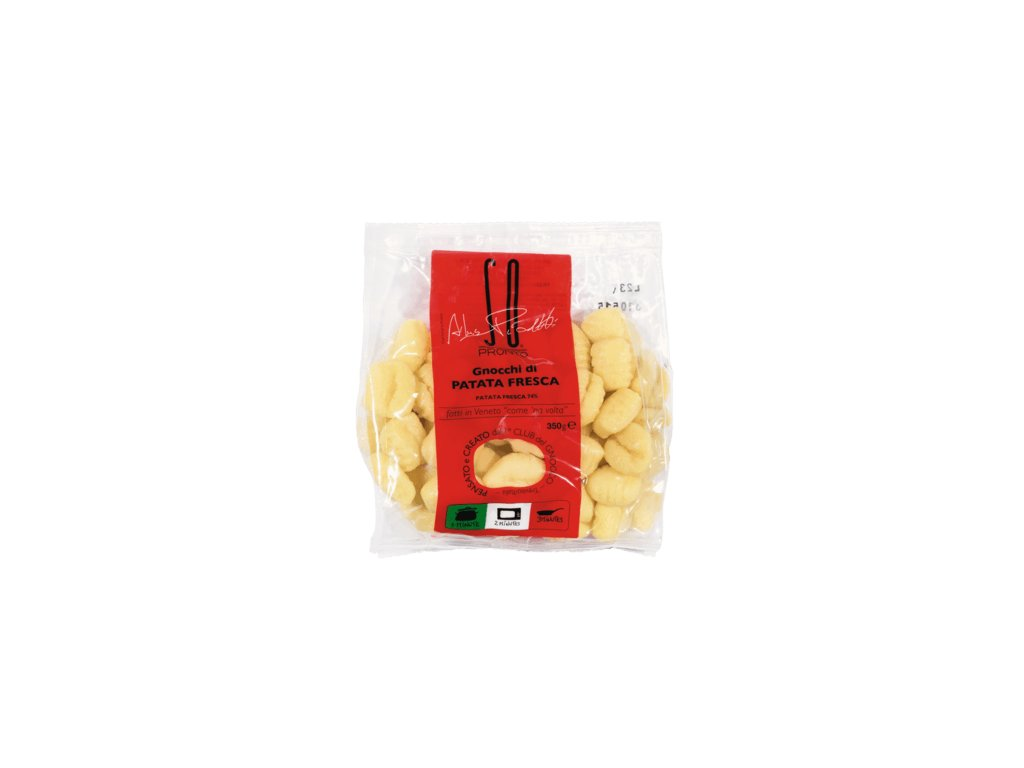 Gnocchi di patata fresca 350g