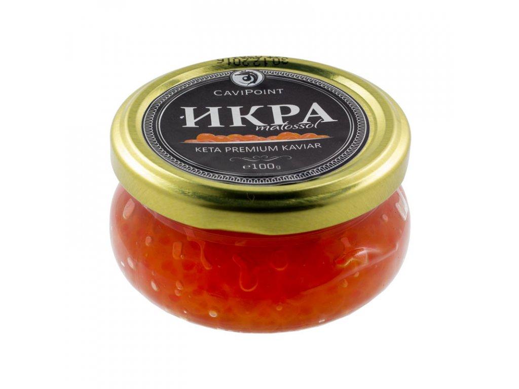 Keta premium Caviar 100g cena 460,