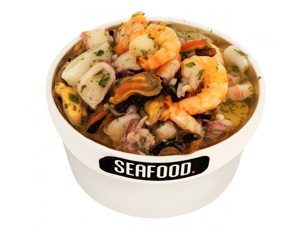 SEAFOOD WHITE