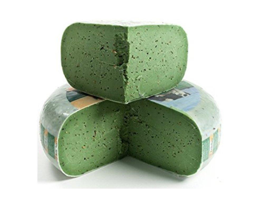 Gouda zelené pesto