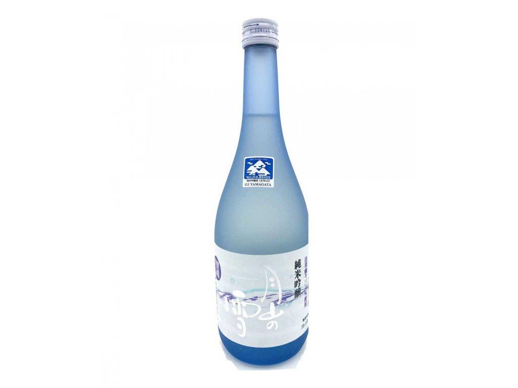 sake japonais gassan no yuki