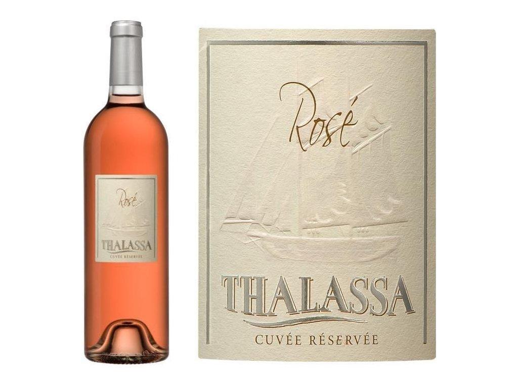 thalassa rose 75cl x1