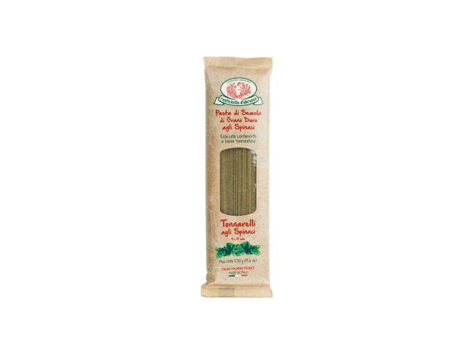 Tonnarelli con spinaci 500g