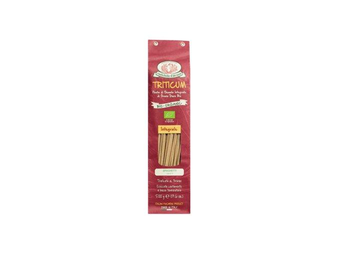 Vollkorn Spaghetti, Bio 500g