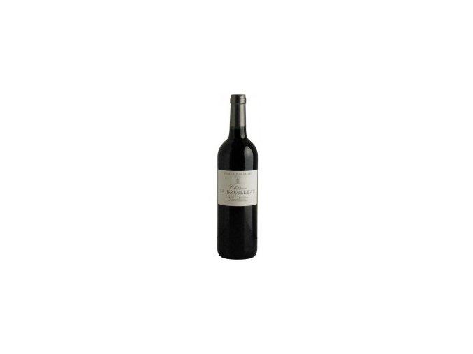 Le Bruilleau Grand vin de graves 2010 750ml