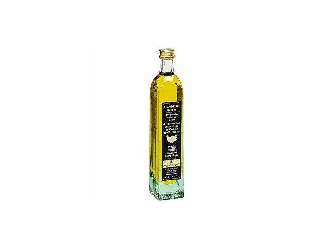 Olej s aroma bílých lanýžů