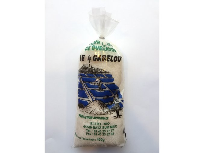 Mořská sůl Le Gabelou 400g