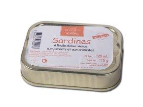 sardinky v rajčatové omáčce