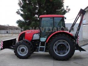 Energetická nástavba traktoru NT-01