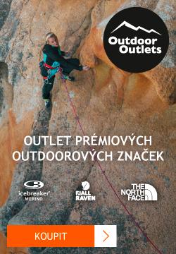 Outdoor Outlets - outlet prémiových outdoorových značek