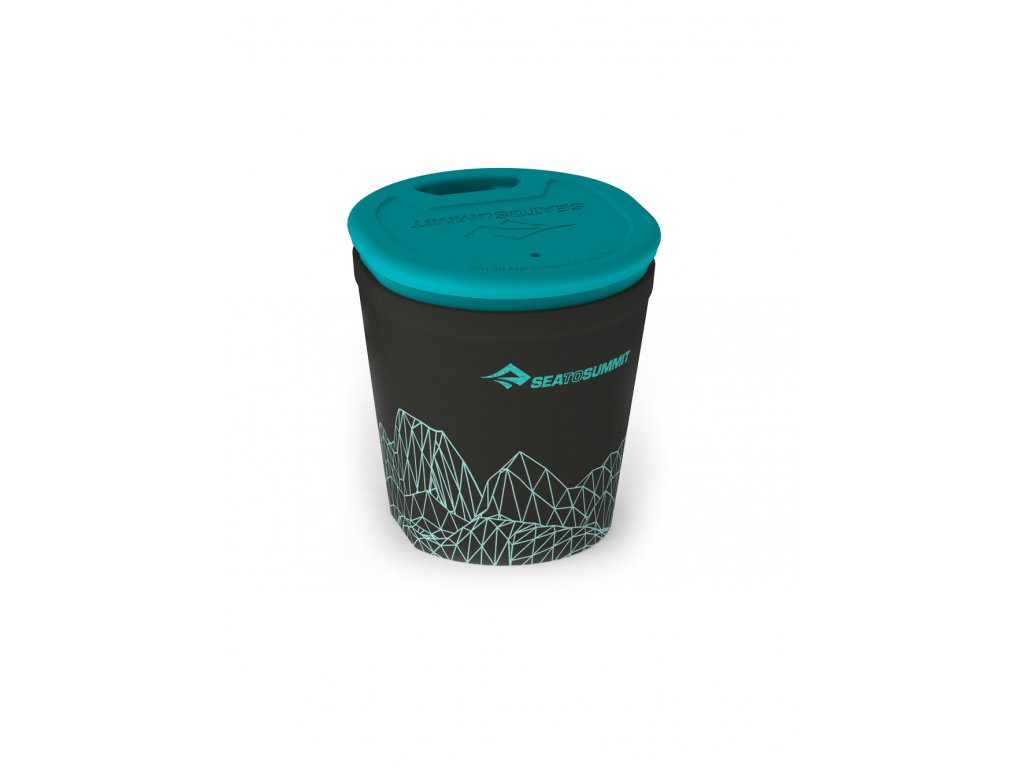 Deltalight Insul Mug Pacific Blue