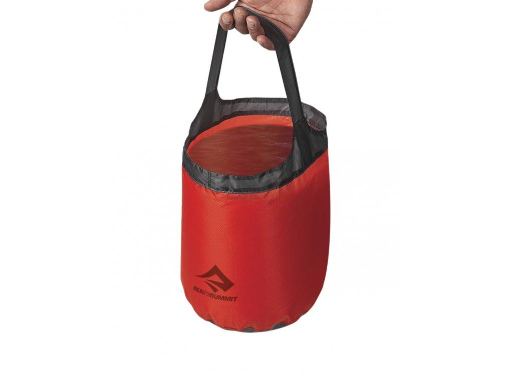 AUSFB10 Ultrasil Folding Bucket 1