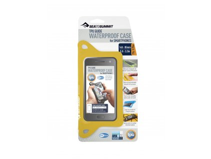 ACTPUSMARTPHYW TPUGuideWaterproofCaseForSmartphones Yellow Packaging 01