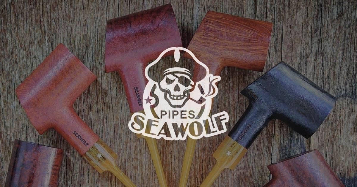 Seawolfpipes - dýmky přímo od pipemakera