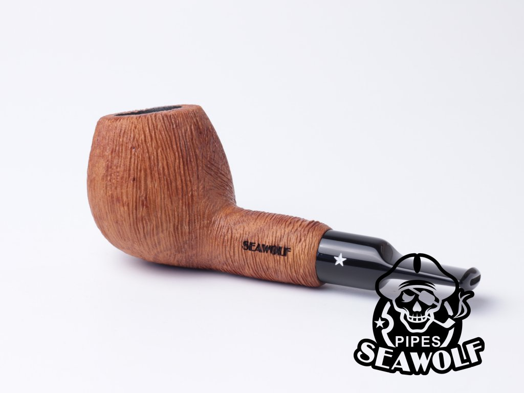 Seawolf pipes Chubby Anse II WR, 9mm filtr