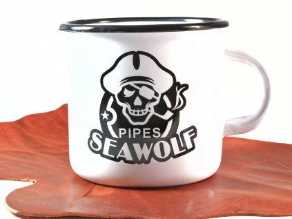 Plecháček Seawolf Pipes smaltovaný