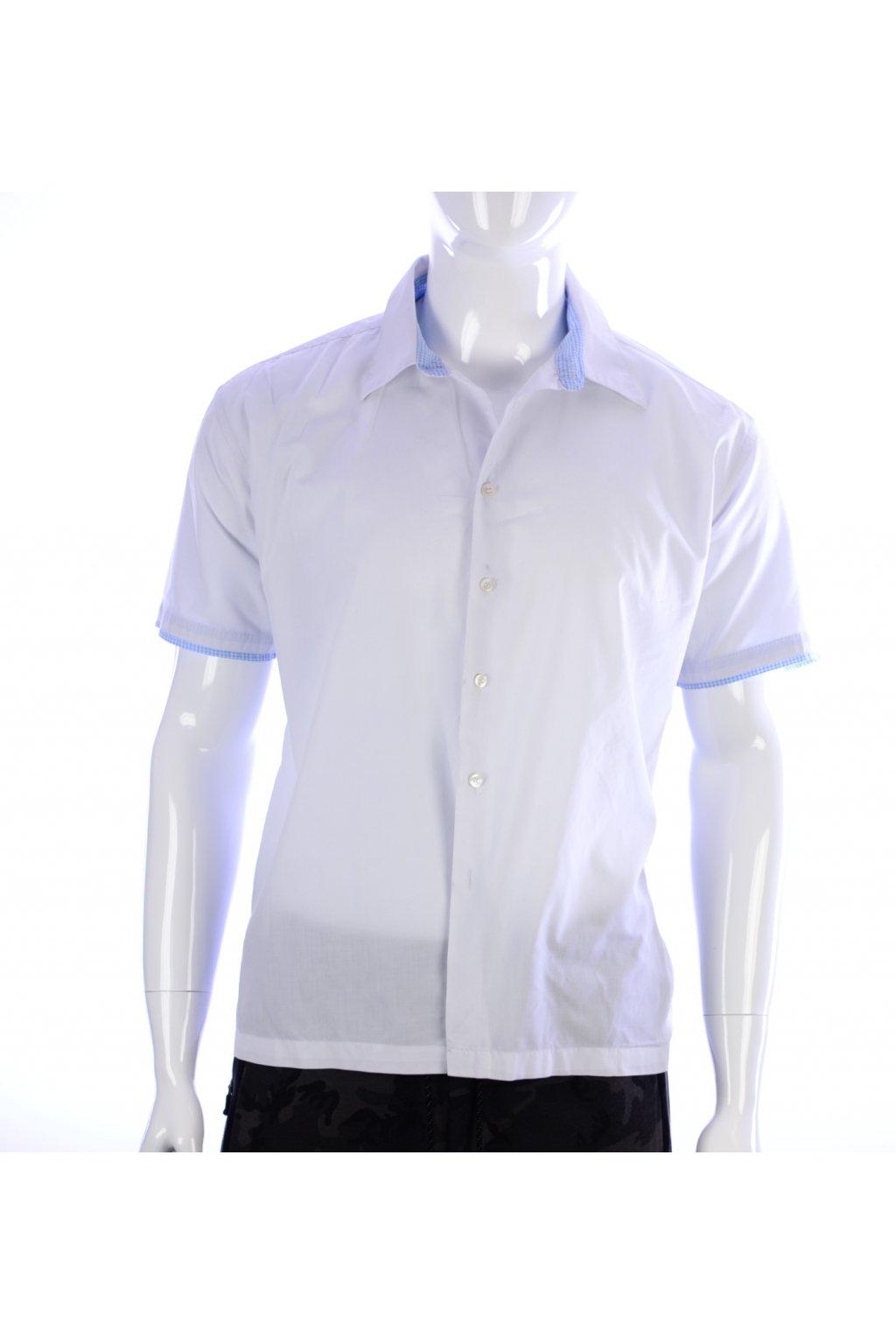 Košile bílá pánská vel. L