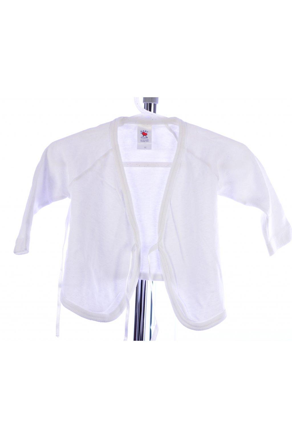 Tričko bílé C&A vel. 62
