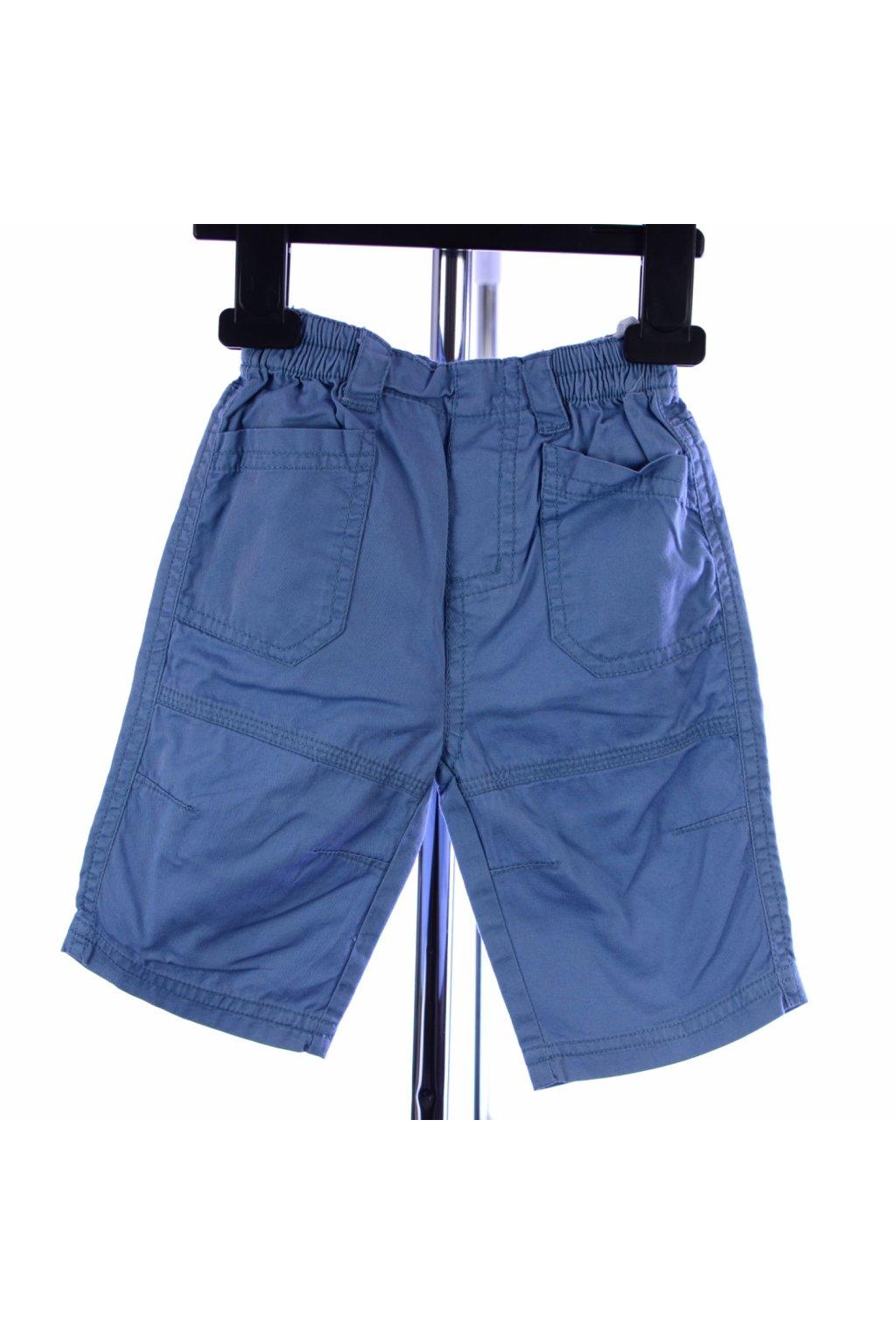 Kalhoty modré vel. 62