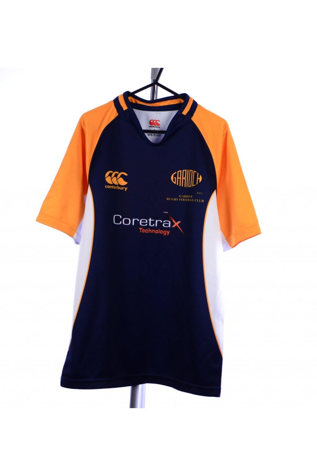 Tričko sportovní Canterbury vel. S