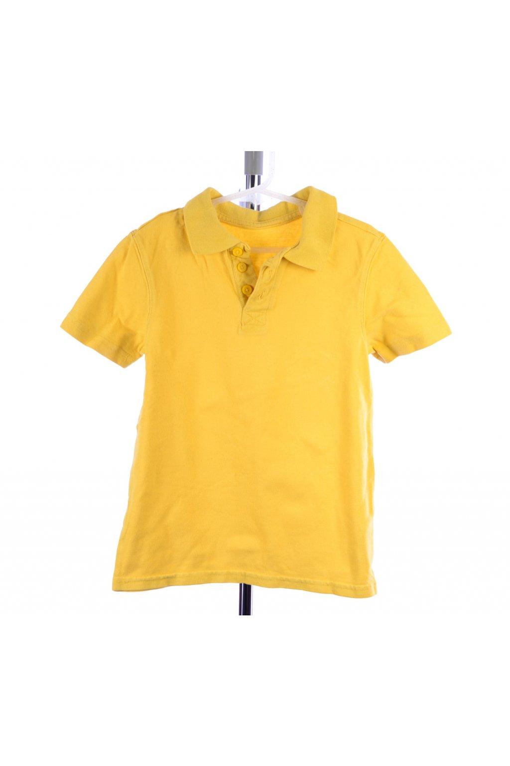 Tričko žluté F&F vel. 116