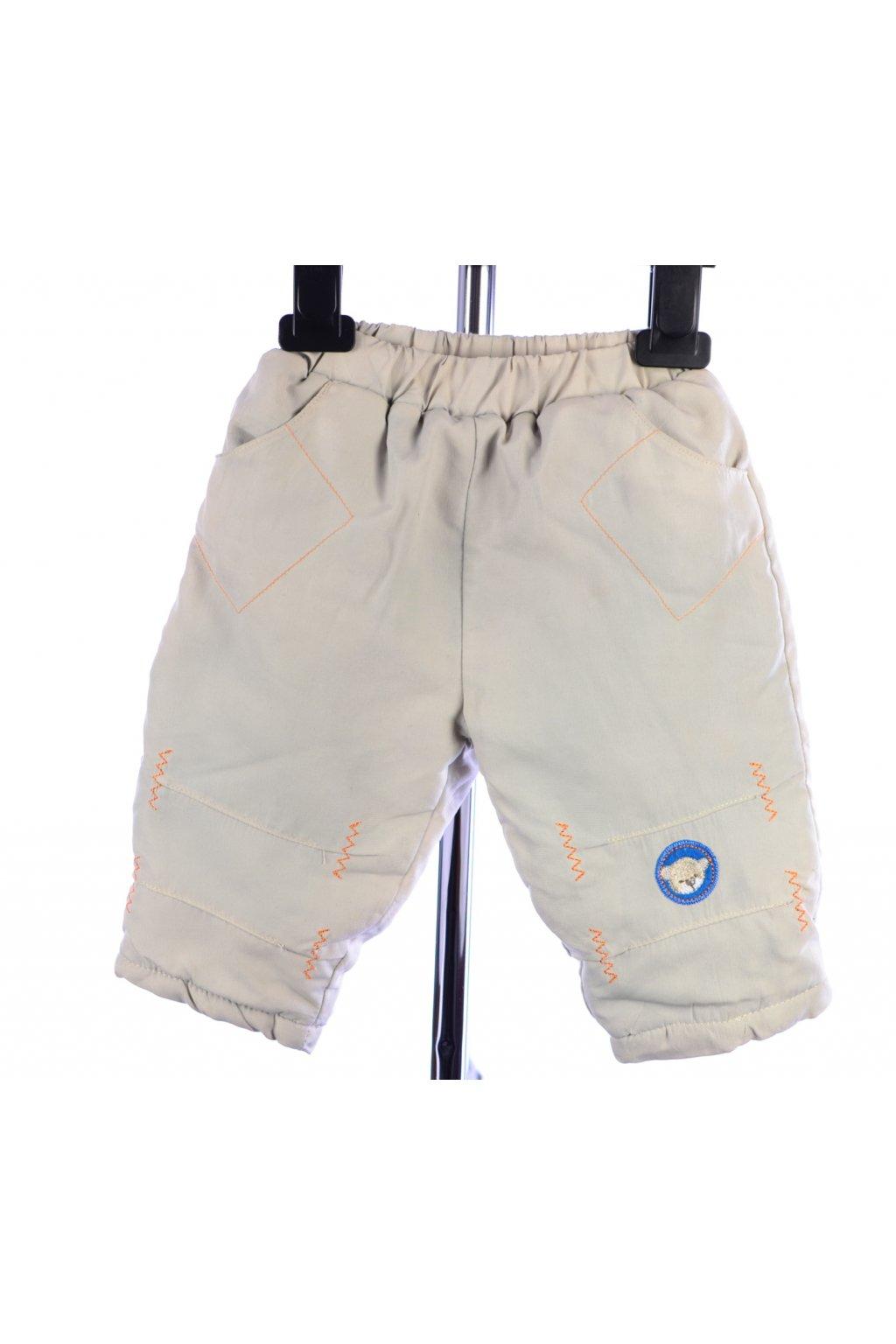 Kalhoty oteplovačky Stamp vel. 68