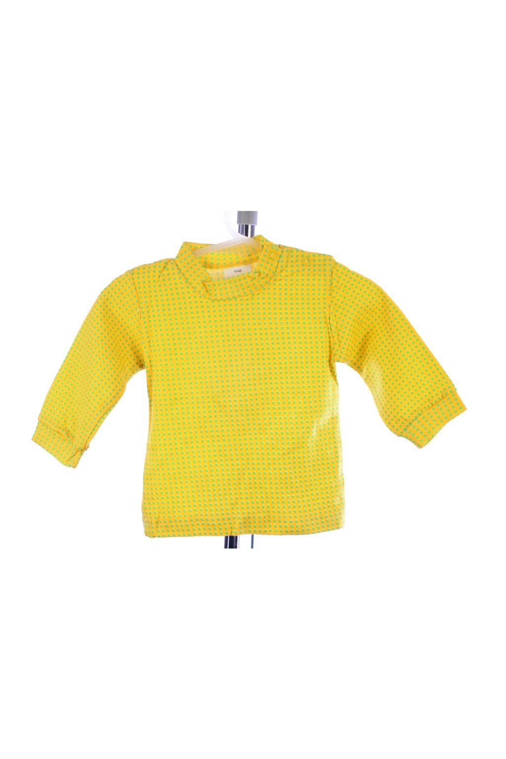 Tričko Sauer žluté vel 62