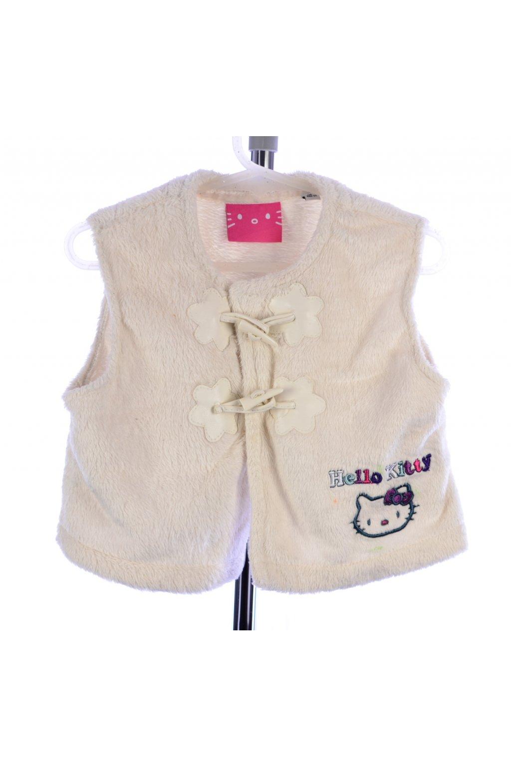 Vesta Hello Kitty Sanrio vel 98 s kočkou