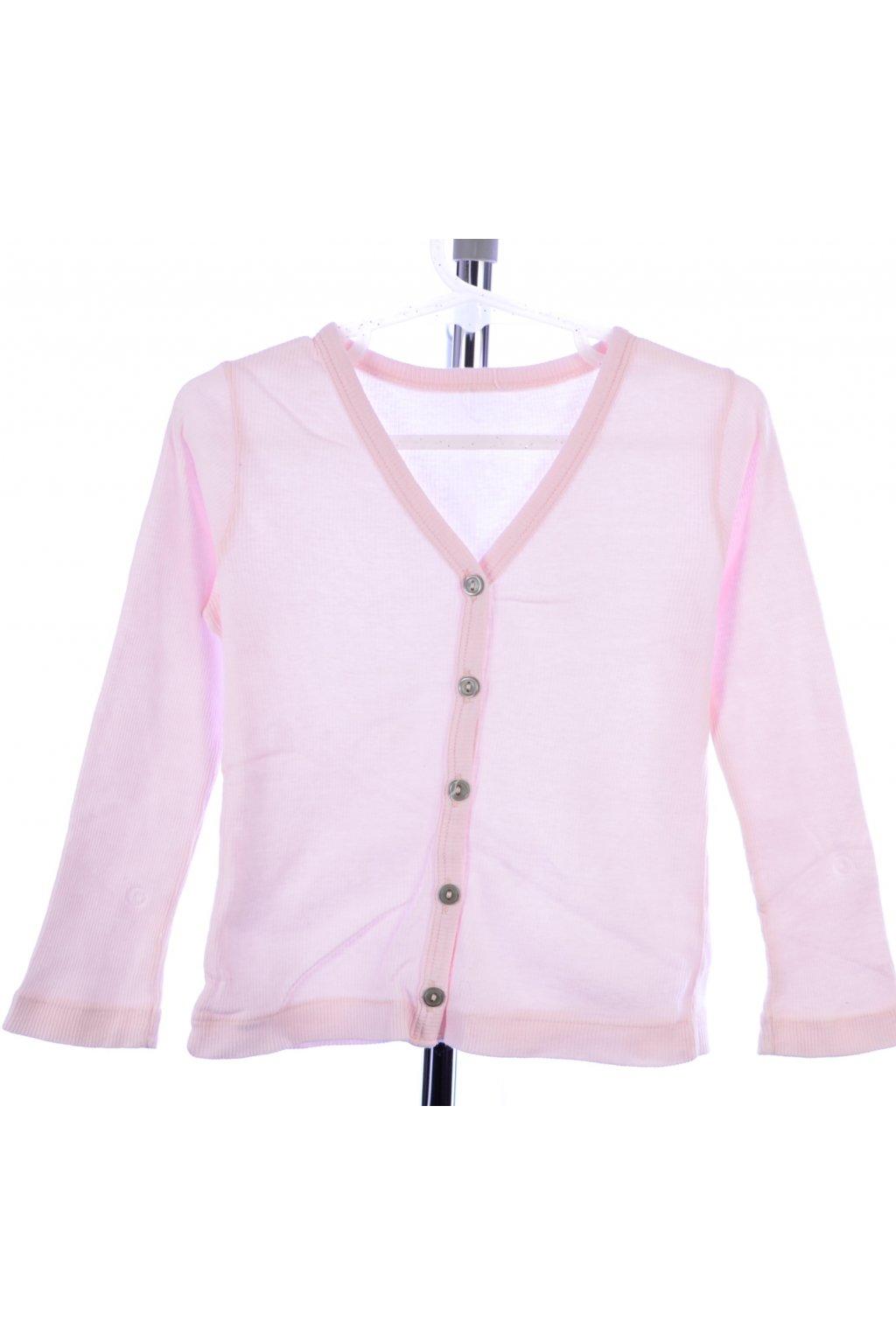 Pyžamo nebo podvlíkací tričko vel 98  světle růžové