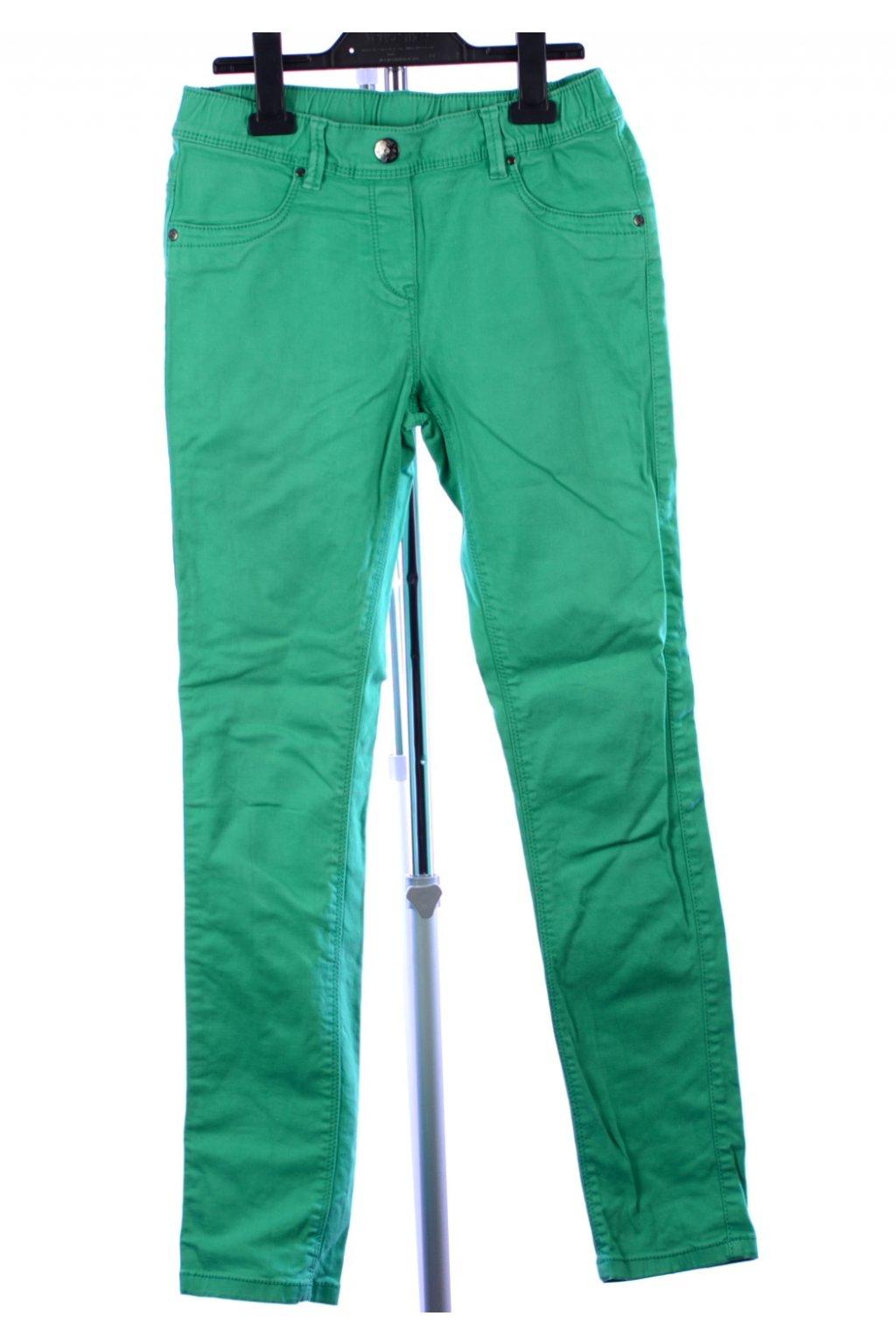 Kalhoty rifle C&A vel 164 zelené