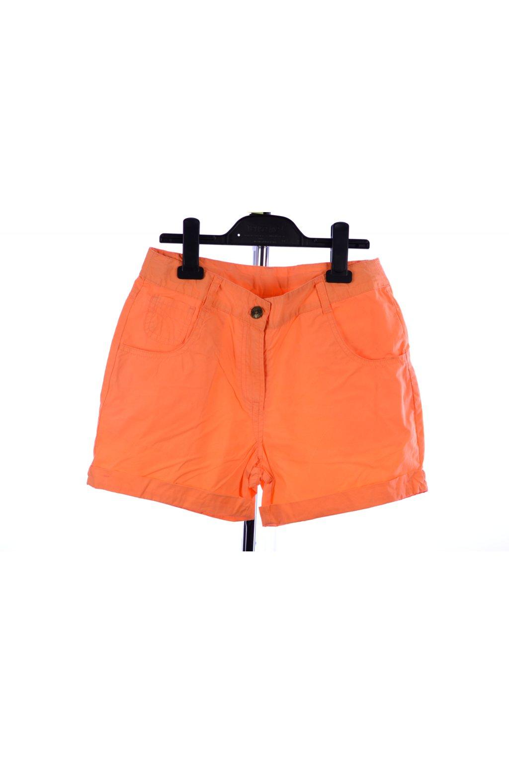 Kraťasy Yigga vel 158 oranžové