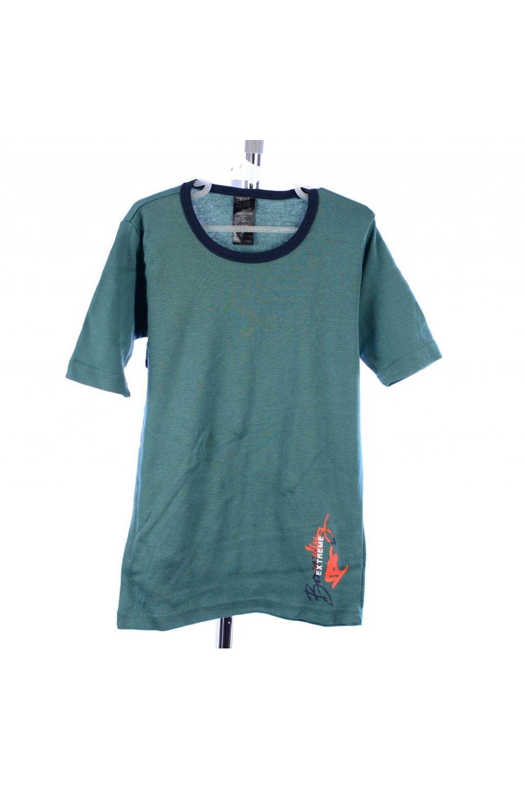 Tričko zelené Lidl vel. 134 / 140