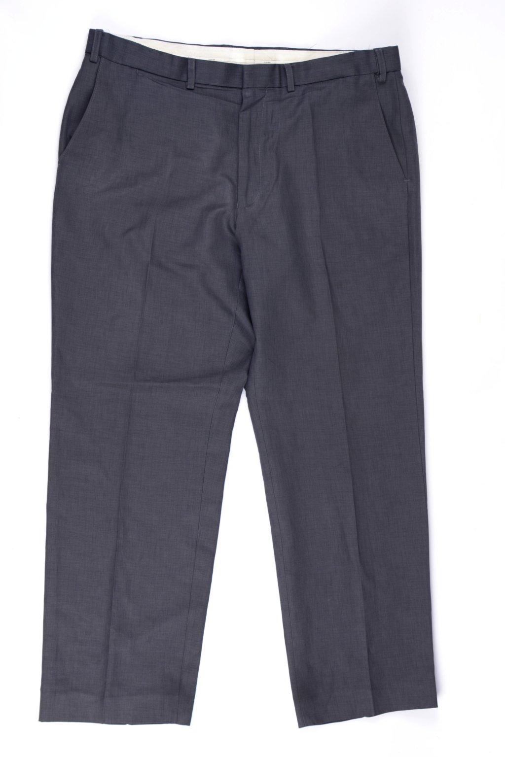Kalhoty pánské Marks&Spencer vel L šedé tesilové