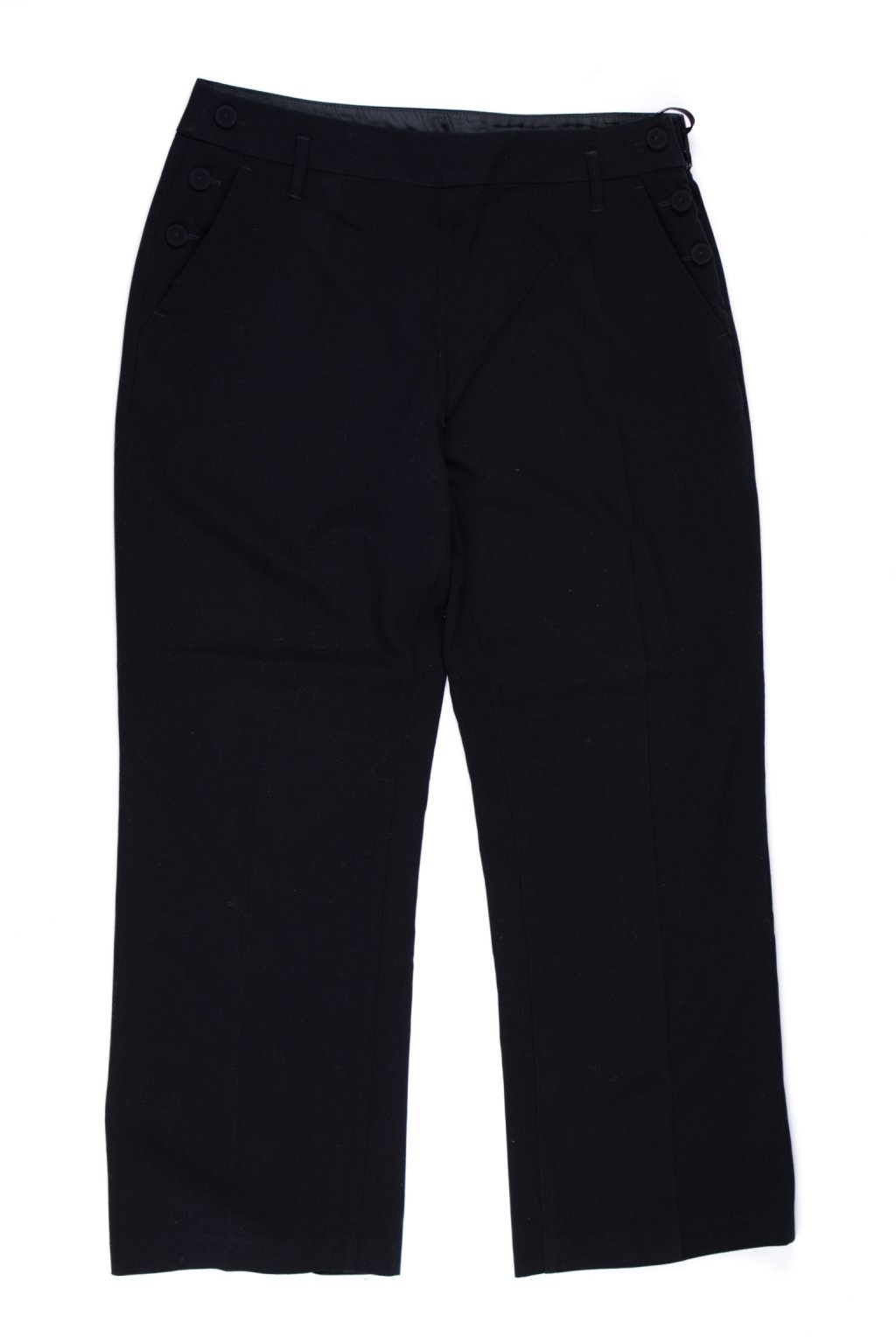 Kalhoty business Marks&Spencer M/42/UK14 černé