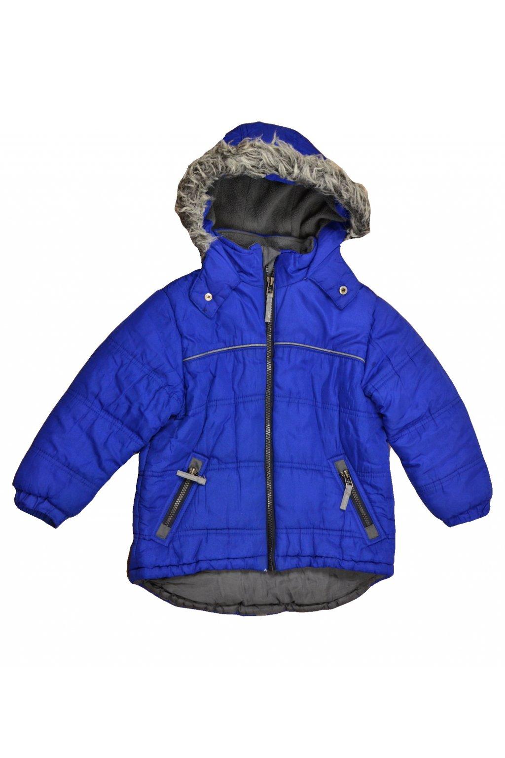 Teplá zimní bunda BlueZoo 110/4-5